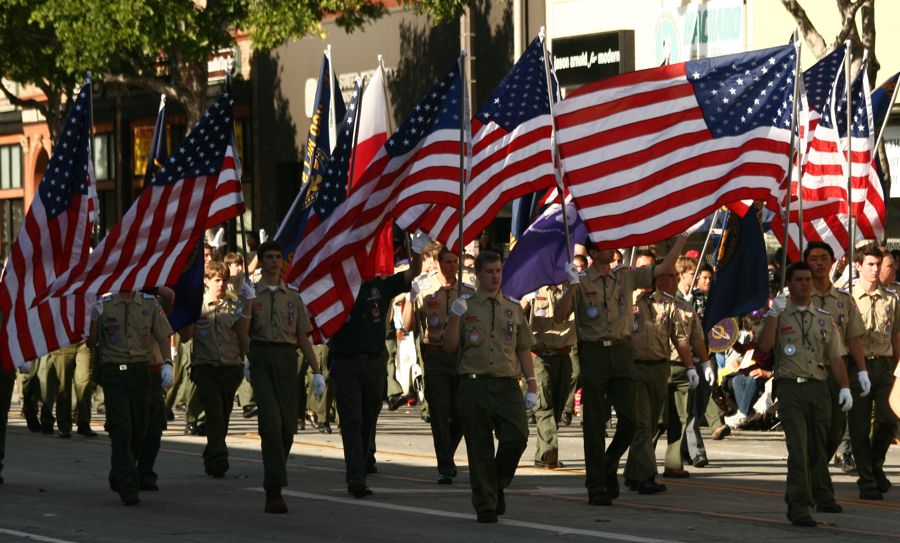 An End to Boy Scouts Ban on Gay Adults?