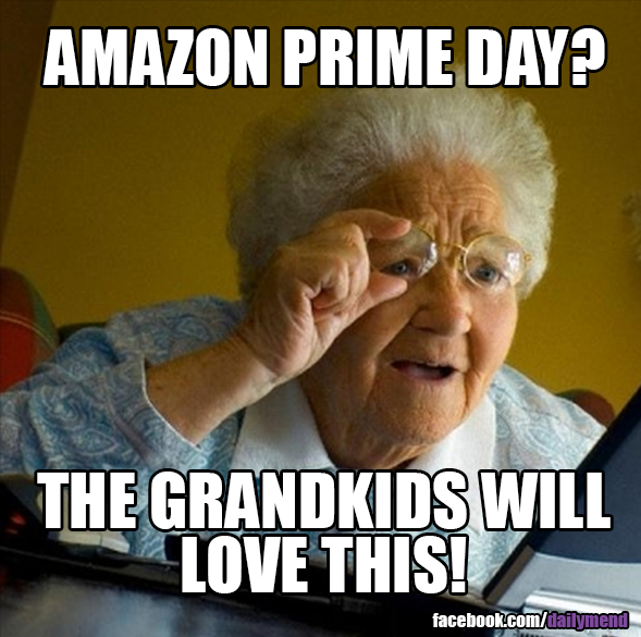 Amazon Prime Day quickly turns into #PrimeDayFail