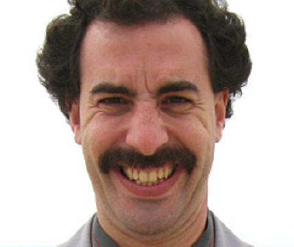 Borat - you will never get this