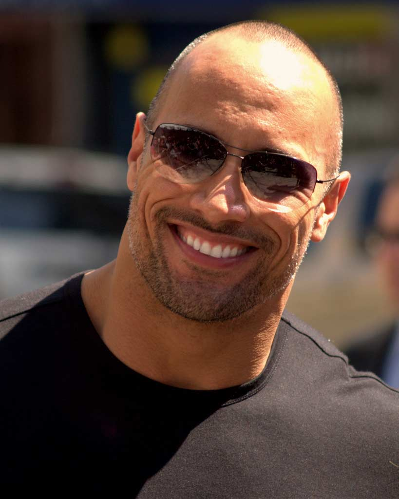 "Dwayne ""The Rock"" Johnson trolls the internet with fake injury"