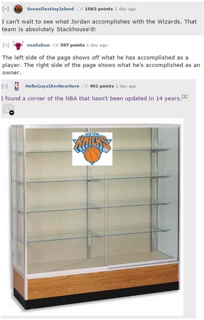 Reddit comments on MJ NBA.com page