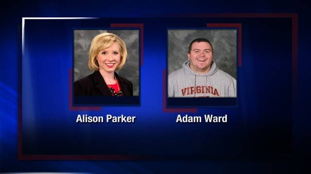 Two Virginia news employees shot and killed on live TV
