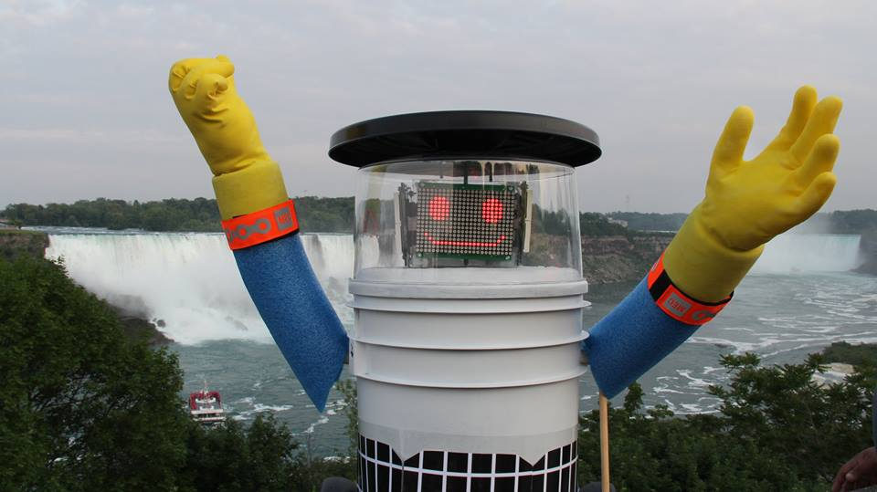 HitchBOT Killed by A Dumb American