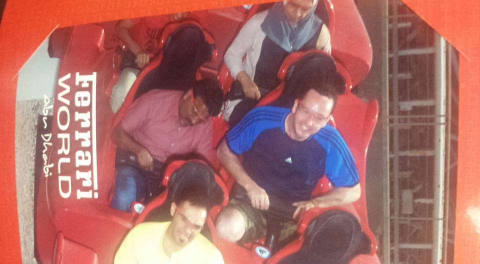 Good guy Liam has the most epic trip to theme park for all the right reasons